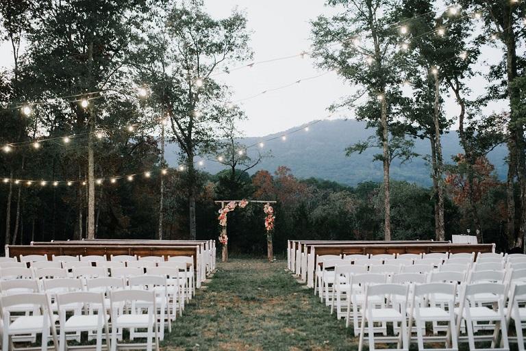 Ridge Rose Ceremony
